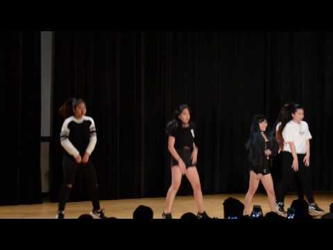 UNCG ASA's Asian Extravaganza - Girls K Pop Dance