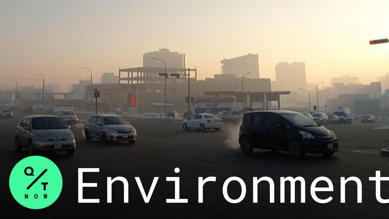 Covid-19 Complicates Mongolia's Air Pollution Problem