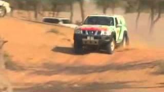 vuclip Team Saluki - Awafi Rally 2012 - Ras Al Khaimah, UAE - Round 2