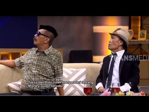 Polo & Tessy KABUR Lihat Polisi Datang | INI BARU EMPAT MATA (27/03/20) Part3