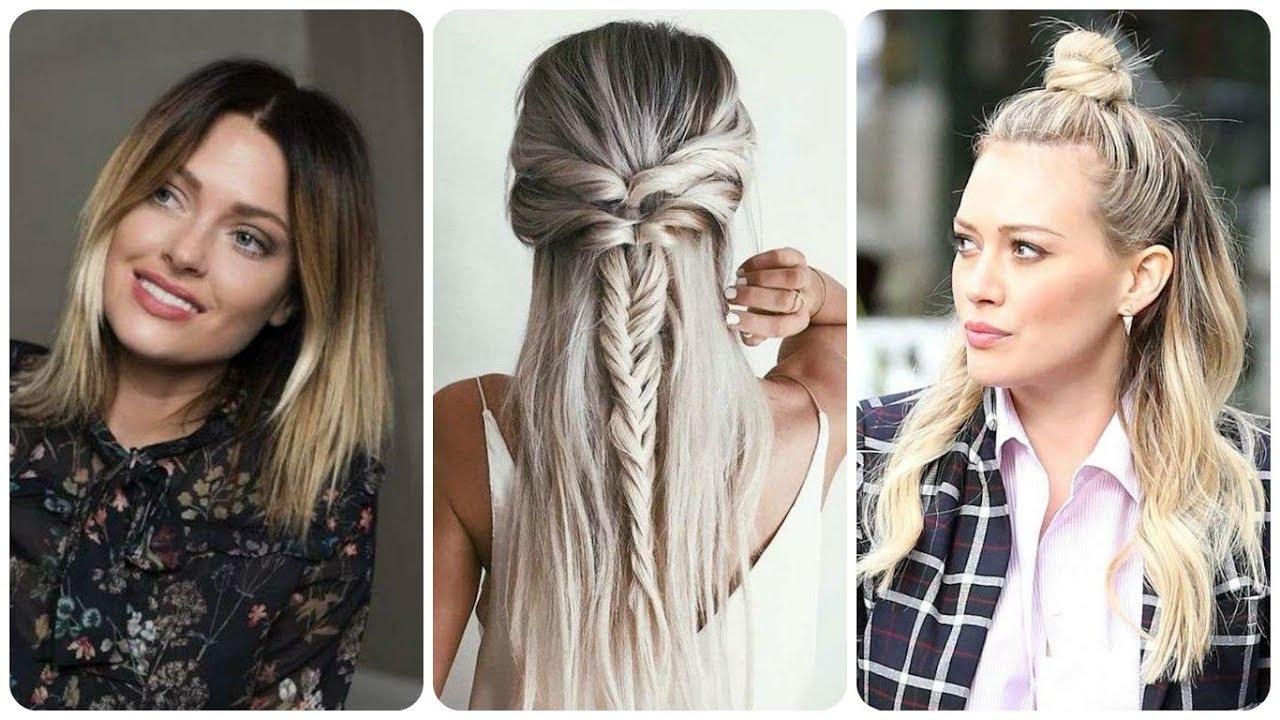Top 20 Blond Fryzury Na Jesien 2018 Damskie