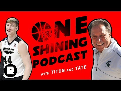 One Sweet 16 Preview: The State of Izzo and Sister Jean's Reign | One Shining Podcast (Ep. 35)