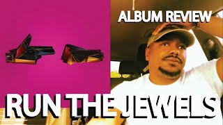 Run The Jewels ('RTJ4' ALBUM REVIEW) REACTION / RANT