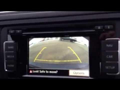 volkswagen jetta rear view camera