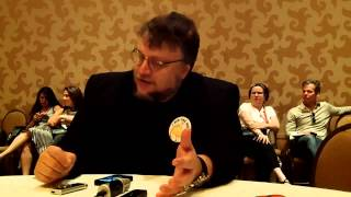 Inteview With Co-Creator Guillermo del Toro of FX's The Strain at Comic-Con 2014 Thumbnail