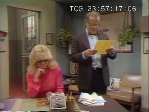 Unseen Scenes From WKRP