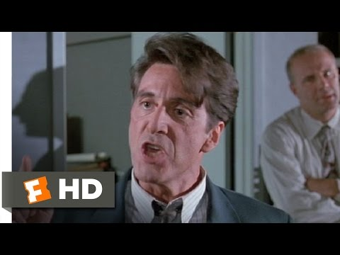 Glengarry Glen Ross (9/10) Movie CLIP - Where Did You Learn Your Trade? (1992) HD