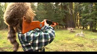 Gabriel's First BB Gun