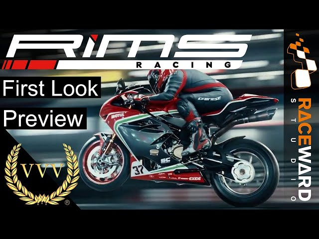 RiMS Racing E3 2021 Preview - Exclusive Gameplay