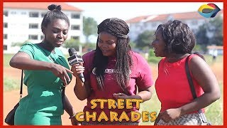 Street Charades Episode 5 | Street Quiz | Funny Videos | Funny African Videos | African Comedy