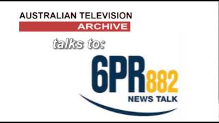 6PR Perth Interview RE: BBC Worldwide / Top Gear Copyright Infringement Claim