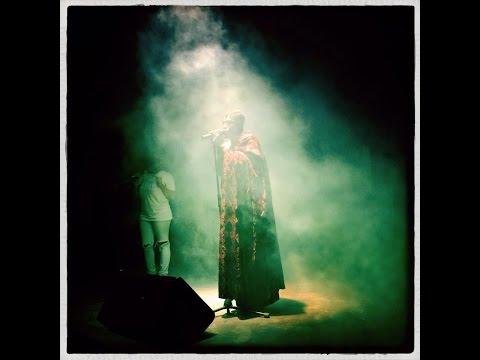 Akan performs Anokye at PhreakOutLive - Alliance Francaise