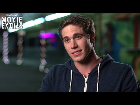 The Edge of Seventeen  Onset visit with Blake Jenner 'Darian'