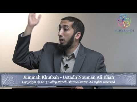 Ustadh Nouman Ali Khan - Lessons from Surah Jinn