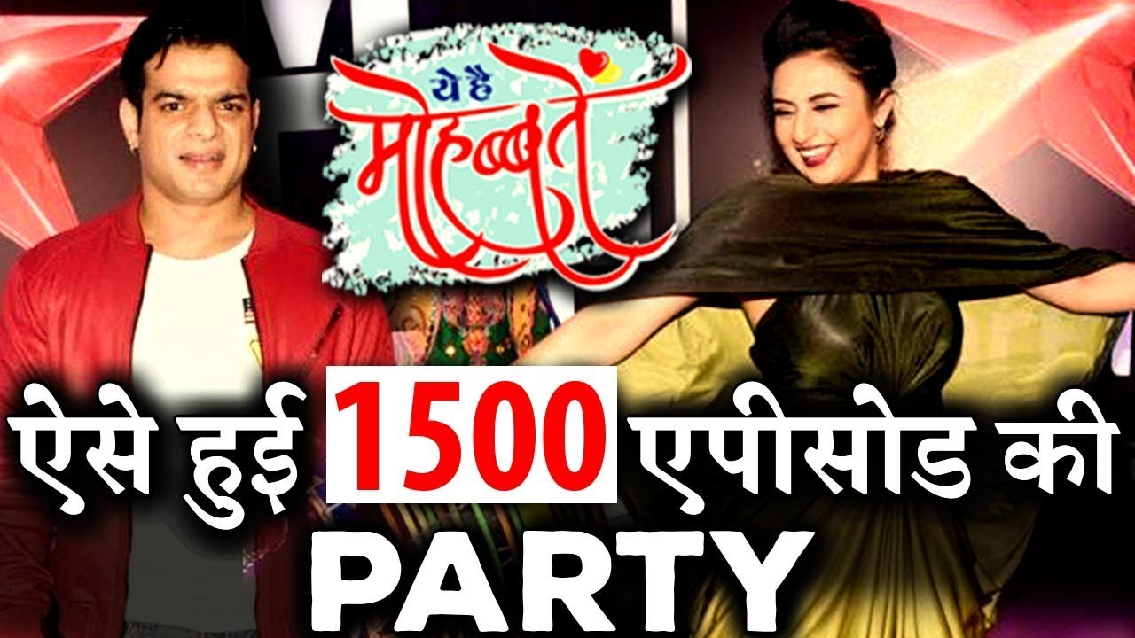 Download YEH HAI MOHBBATEIN New Record : Crossed 1500th Episode