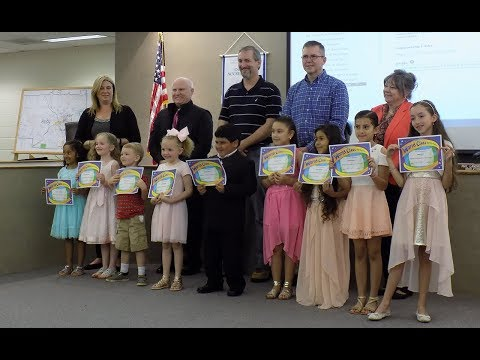 Pickens County Board of Education April 2018