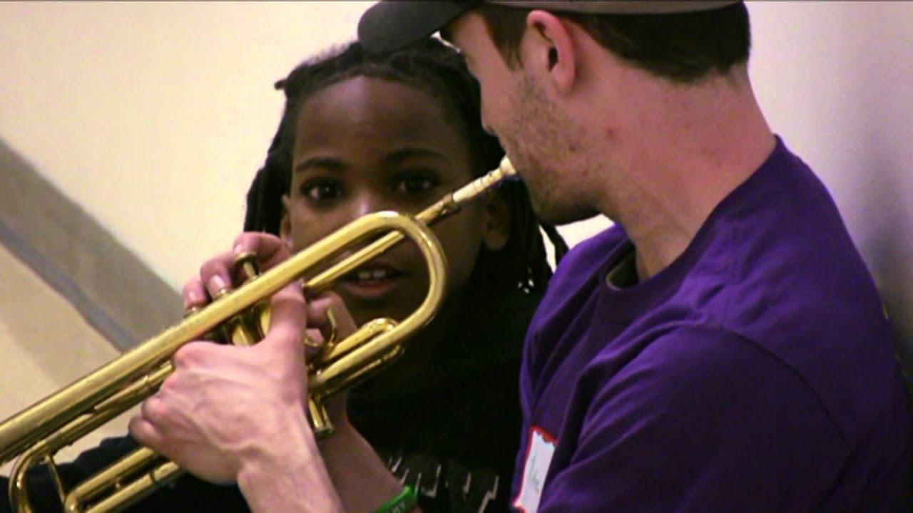 Juilliard Reaching Out