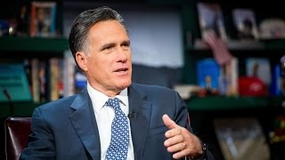 Mitt Romney Says Donald Trump Won't Ever Release Tax Returns