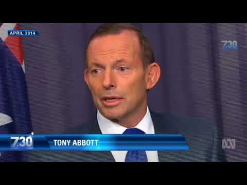 ABC 7:30 Report - MH370