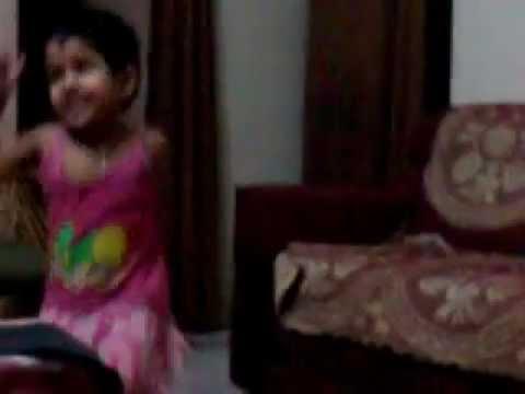 Pranavi Dancing For Kevvu Keka Song