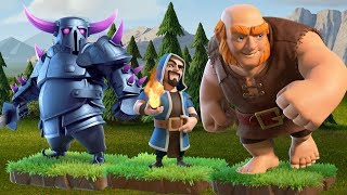 3 TROOPS LEFT!  TH11 Farm to Max | Clash of Clans