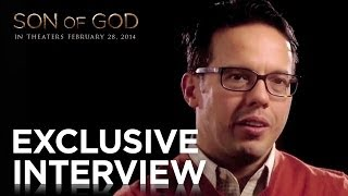 "Son of God | Rev. Samuel Rodriguez ""Walking on Water"" Exclusive Interview 