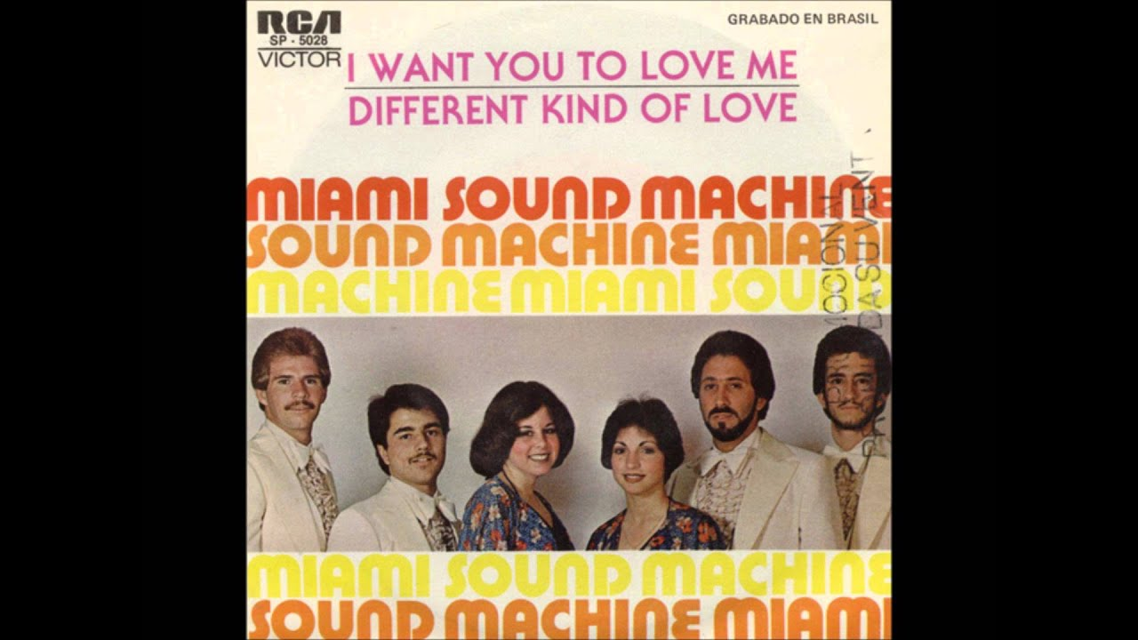 Miami Sound Machine I Want You To Love Me 1978 12 Vinyl Youtube