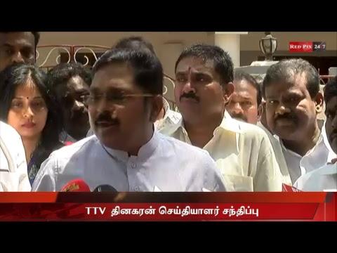 🔴 LIVE : Tamil news live - tamil live news  redpix live today 06 04 18 tamil news
