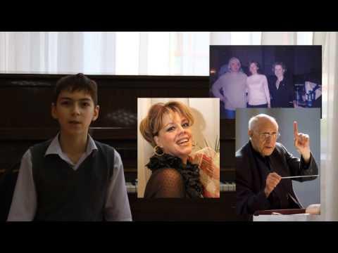 Видео презентация учителя музыки Титтель Светланы Вячеславовны