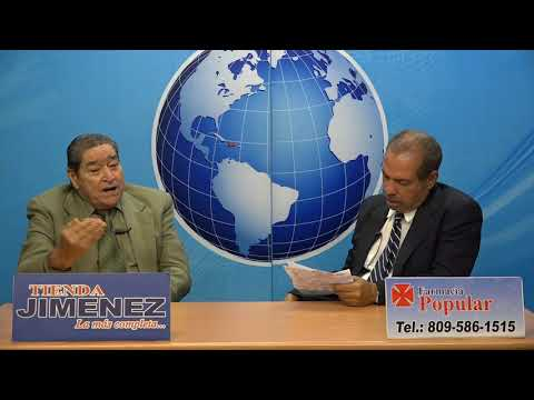 Entrevista al dirigente politico y Ex-Diputado,Enrique Rivera.