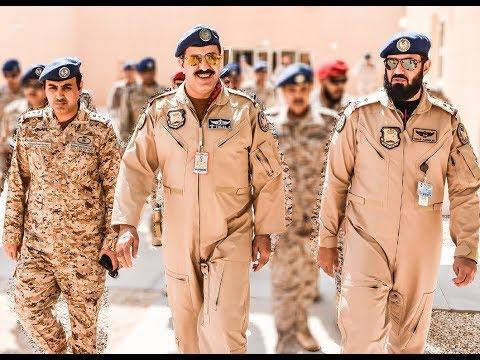 زيارة نائب قائد القوات الجوية قاعدة الأمير سلطان الجوية ١٤٤٠ هـ Youtube