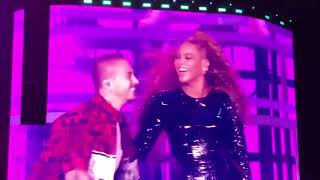 FULL Beyonce AND J BALVIN   Mi Gente Live at Coachella 2018