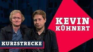 Kevin Kühnert raucht verbotenes Zeug