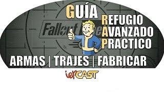 FALLOUT SHELTER | GUIA R.A.P. - TRAJES, ARMAS y FABRICAR