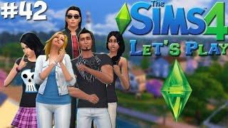 #42 Let's Play The Sims 4 | Жизненная цель выполнена