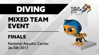 Download Video KL2017 29th SEA Games | Diving - Mixed Team Event FINALS | 26/08/2017 MP3 3GP MP4