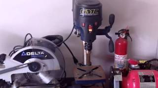 Estate Sale Gmc Drill Press $75 00