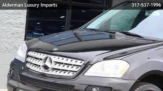 2008 Mercedes-Benz ML350 ML 350  - Fishers, IN