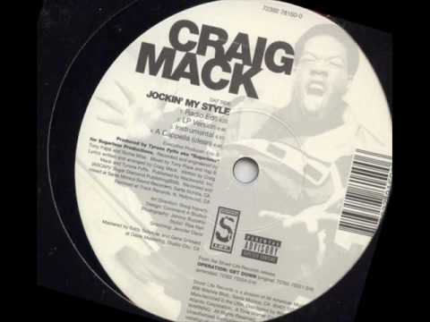Craig Mack - Jockin' My Style [Sugarless Instrumental]