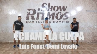 Échame La Culpa - Luis Fonsi, Demi Lovato - Show Ritmos - Coreografia - Zumba