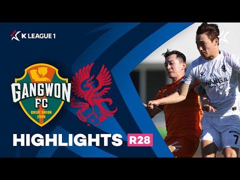 Gangwon Gwangju FC Goals And Highlights