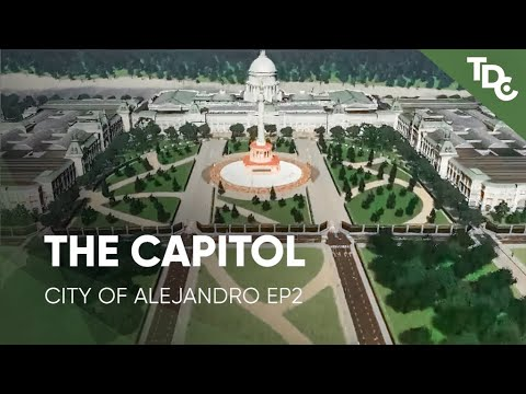 City of Alejandro- The Capitol EP2 (Cities:Skylines)