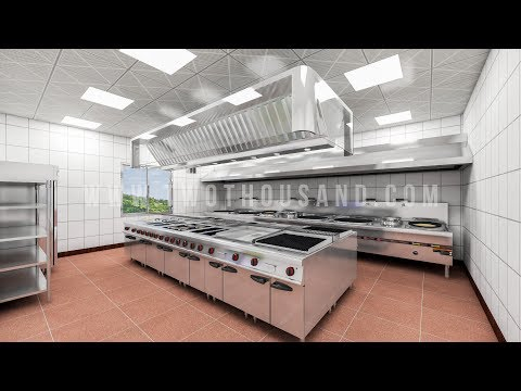 Commercial Kitchen Solutions Design And Equipment Supply