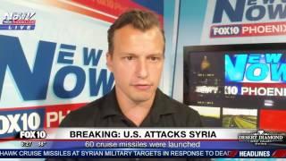 BREAKING: U.S. Attacks Syria (FNN)