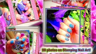 88 фото Стемпинг дизайн ногтей на Гель-Лак / 88 photos on Stamping Nail Gel polish Art!(Ссылки на мои любимые магазины с товарами для Стемпинга и маникюра(гель лаки) c AliExpress - Продавец KADS -http://ali.pub/w..., 2016-01-16T13:36:09.000Z)
