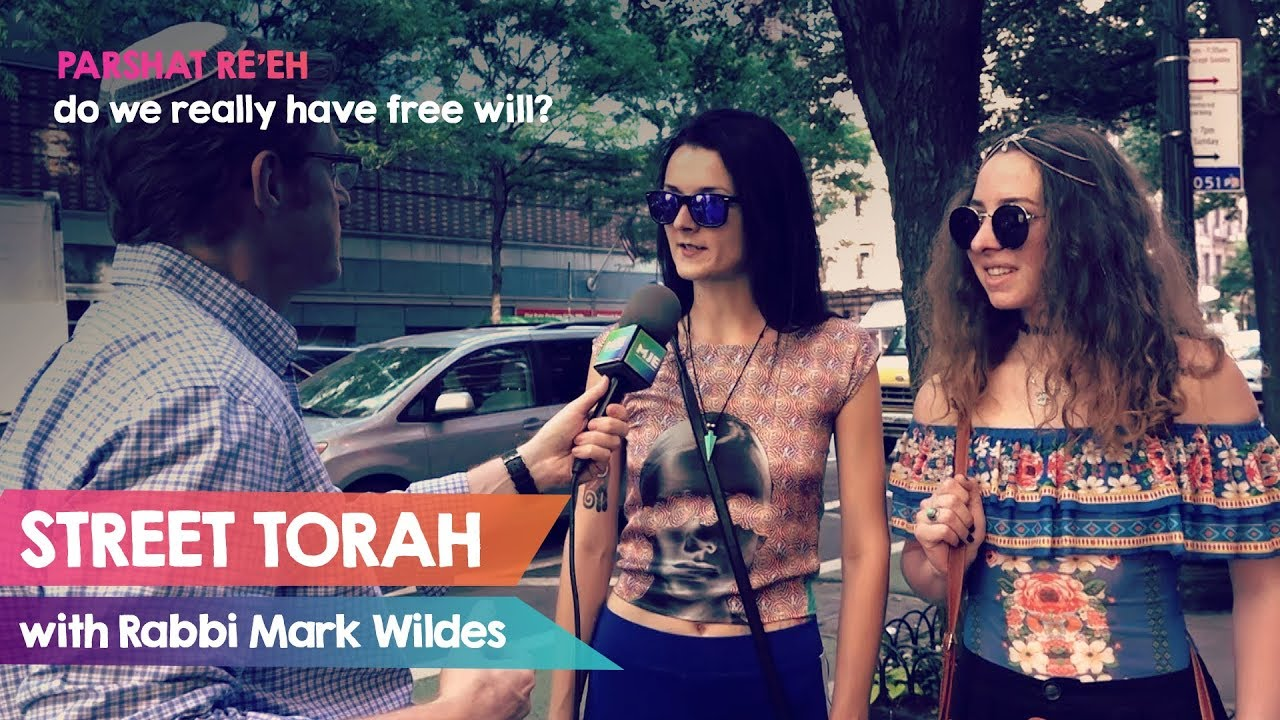 Street Torah with Rabbi Mark Wildes: Re'eh
