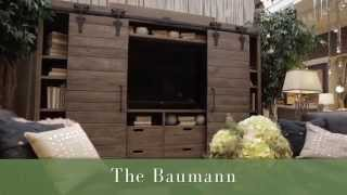 Arhaus Furniture - The Baumann Media Center
