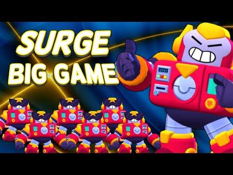 Surge in BIG GAME  