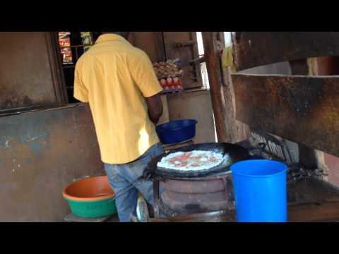 Making a Rolex in Gulu, Uganda