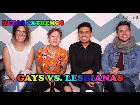 GAYS VS LESBIANAS ft PepeyTeo y Lapalina